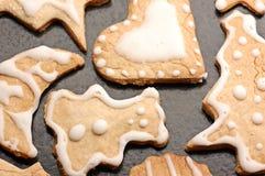 печенье рождества Стоковые Фото