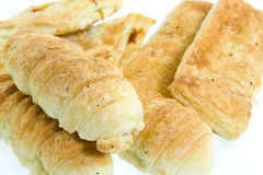 Печенье слойки Стоковое Фото