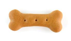 Печенье собачьей еды сформированное как косточки Стоковые Фотографии RF