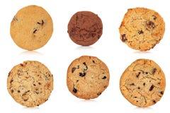 печенье собрания Стоковые Изображения RF