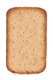 Печенье сыра прямоугольника Стоковые Фото