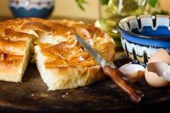 печенье сыра домодельное Стоковое фото RF