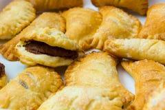 Печенье слойки шоколада Стоковое Изображение