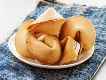 Печенье с предсказанием Стоковое Изображение