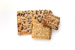 Печенье с семенами Стоковое фото RF