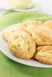 Печенье творога Стоковые Фото