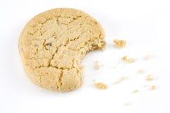 печенье укуса Стоковое Фото