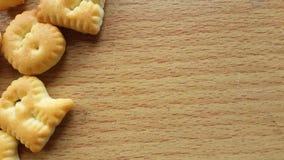 Печенье характера Стоковая Фотография RF