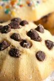 Печенье хлебопекарни обломока шоколада Стоковое фото RF