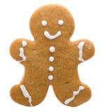 Печенье человека пряника Стоковая Фотография RF