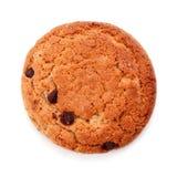 печенье шоколада обломока одиночное Стоковые Фотографии RF