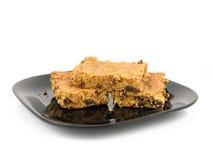 печенье шоколада обломока штанг Стоковые Фотографии RF