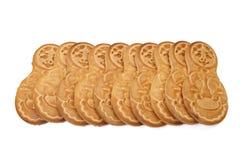 печенье Стоковая Фотография RF