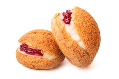 Печенье Choux Стоковые Фотографии RF