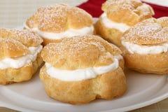 Печенье Cream слойки Стоковая Фотография RF