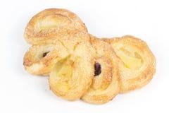Печенье Danish ананаса стоковые изображения