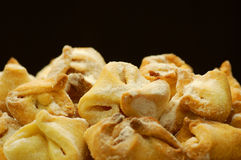 печенье homely стоковое фото rf