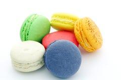 печенье macaroon Стоковое Изображение