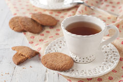 Печенье Oatmeal стоковая фотография