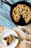 Печенье Skillet Стоковая Фотография RF