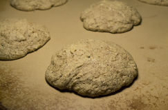 Печенья амаранта домодельные Стоковые Изображения RF