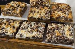 Печенья бара Стоковое Изображение