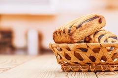 Печенья в вазе Стоковое Изображение RF