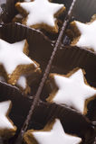Печенья в коробке стоковые фото