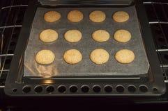 Печенья в печи Стоковые Изображения RF