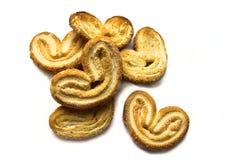 Печенья в форме сердца Стоковое Изображение