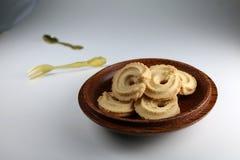 Печенья в шаре кокоса Стоковые Изображения RF