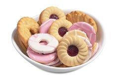 Печенья в шаре Стоковое Фото