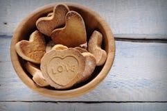 Печенья в шаре Стоковые Изображения RF