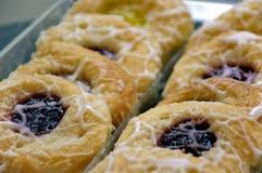Печенья завтрака Стоковое Изображение
