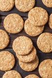 Печенья зерна круглые Стоковая Фотография RF