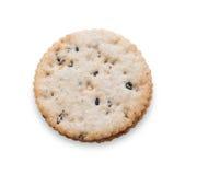2 печенья диеты при scalloped изолированный край Стоковое Изображение RF