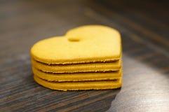 Печенья имбиря Стоковое Изображение