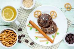 Печенья коалы Стоковое фото RF