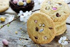 Печенья конфеты пасхи Стоковые Изображения RF