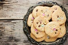 Печенья конфеты пасхи Стоковые Фото