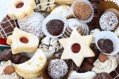 Печенья Кристмас стоковое фото
