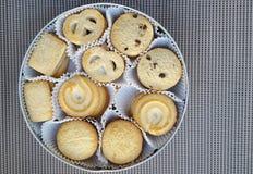 печенья масла датские Стоковое Изображение RF