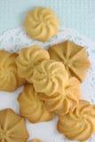 Печенья масла Стоковая Фотография RF