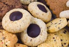 печенья масла Стоковое фото RF