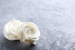 Печенья меренги Стоковое Фото