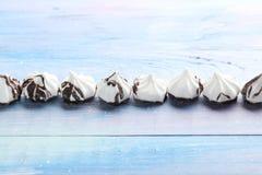 Печенья меренги Стоковые Фото