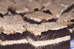 Печенья на плато Стоковое Изображение RF