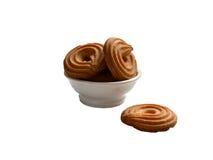 Печенья на плите Стоковая Фотография RF
