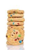 печенья обломока конфеты Стоковое Изображение