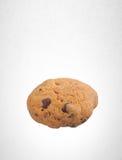 Печенья обломоков печений или шоколада на предпосылке Стоковые Изображения RF